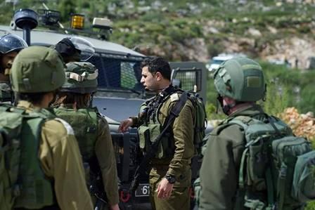 بالصور.. قوات الاحتلال تواصل عمليات البحث عن منفذ #عملية_سلفيت