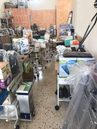 آلات طبية مستعملة تم تهريبها الى الاسواق اللبنانية...