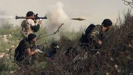 التكفيريين في الغوطة الشرقية يحضرون لهجوم على العاصمة السورية دمشق