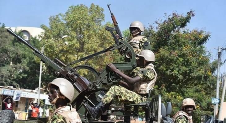 مقتل 10 جنود بهجوم مسلح شمال بوركينا فاسو