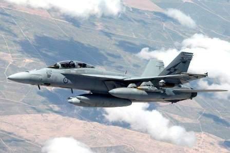 مقتل 18 عنصرا من داعش بقصف طيران التحالف الدولي جنوب نينوى