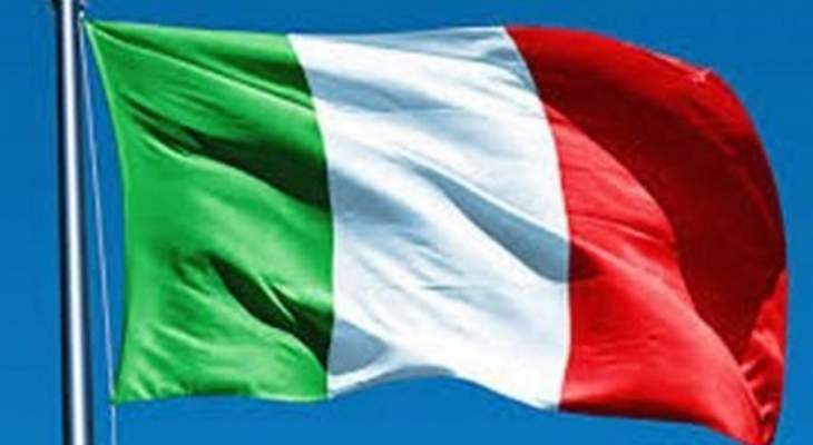 سلطات إيطاليا تسجل 285 وفاة و1872 إصابة جديدة بكورونا