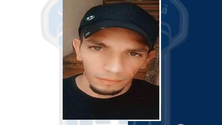 قوى الامن تعمم صورة مفقود غادر منزله في طرابلس ولم يعد