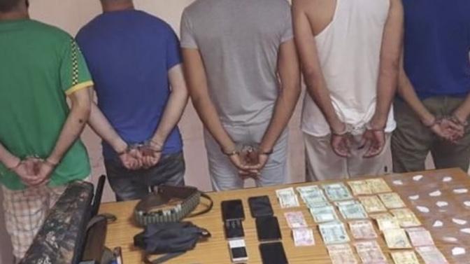 شبكة مخدرات في المتن في قبضة شعبة المعلومات...