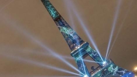 اخلاء برج إيفل في باريس ووسائل اعلام تتحدث عن تهديد بوجود قنبلة..