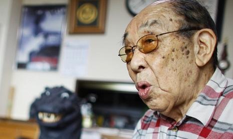 وفاة هارو ناكاجيما... أوّل من جسّد «غودزيلا»