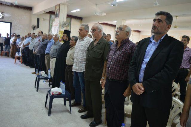 الشعبية في صور تحيي ذكرى استشهاد أمينها العام أبي علي مصطفى