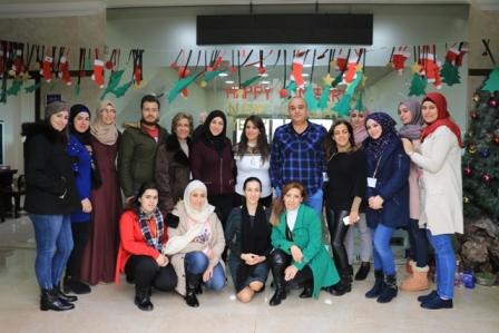 ثانوية الرميلة هاي سكول تنظم سلسلة نشاطات في اليوم العالمي للغة العربية