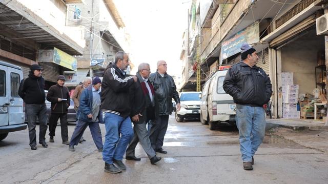 بالفيديو والصور.. أسامة سعد تفقد أوضاع المدينة الصناعية الأولى  داعيا للمشاركة في تظاهرة يوم الأحد القادم في صيدا