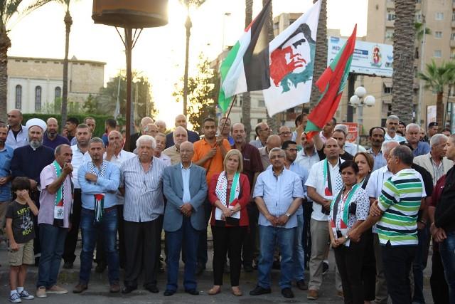 بالفيديو والصور.... في لقاء جماهيري في صيدا  تكريما لوفد التضامن الكوبي  مع الشعبين اللبناني والفلسطيني.