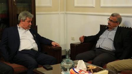 بالفيديو:سعد يلتقي غريب ويؤكدان أن القمة العربية الاسلامية الاميركية هي قمة الخيانة الكبرى ولها تداعيات خطيرة على لبنان والمنطقة