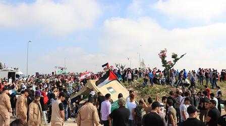 بالفيديو والصور.. من قلعة الشقيف وقبلتنا فلسطين