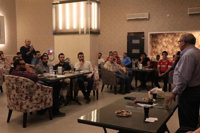 أسامة سعد للشباب : انتخبوا على أساس قناعاتكم بدولة مدنية عصرية عادلة