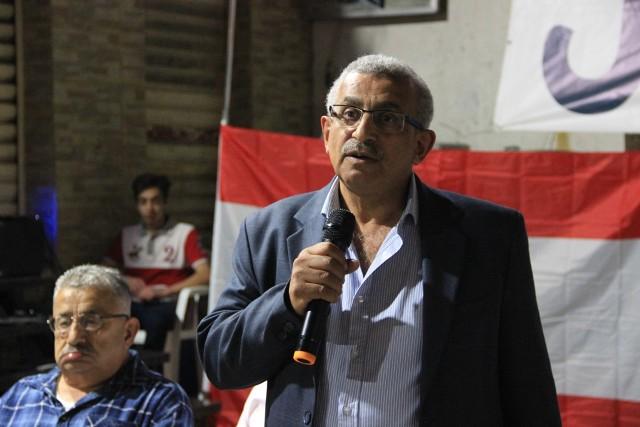 بالفيديو والصور: سعد لأهالي حي ساحة القدس: