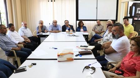 بالفيديو: مؤتمر صحفي لتجمع المؤسسات الأهلية في صيدا حول الخلل في أداء معمل النفايات والتسعيرة الظالمة للمولدات