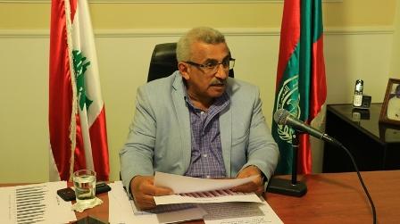بالفيديو.. لقاء صحفي للدكتور أسامة سعد حول أزمات الكهرباء والماء والنفايات
