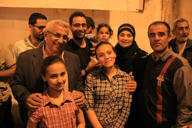 أسامة سعد خلال لقائه أهالي التعمير: سنواصل النضال واياكم من أجل انتزاع الحقوق من السلطة