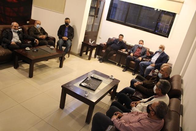 أسامة سعد في اجتماع قيادي للتنظيم الشعبي الناصري:  لتصعيد التحرك دفاعا عن حقوق الناس