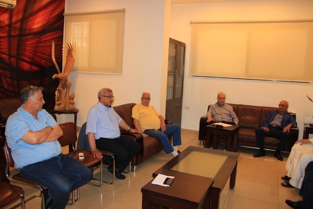 لقاء الأحزاب اللبنانية في الجنوب يدعو للاحتفال بيوم القدس، ويطالب بتخفيض تسعيرة المولدات الظالمة