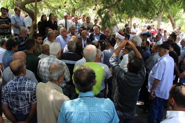 بالفيديو والصور: أسامة سعد في الذكرى 16 لرحيل رمز المقاومة الوطنية مصطفى معروف سعد: سنستمر في النضال الى جانب الناس، ومعايير خط معروف ستبقى معاييراً و