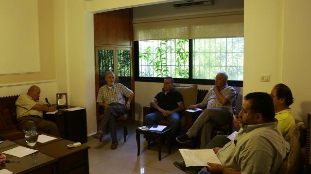 لقاء الأحزاب اللبنانية في الجنوب يدعو للمشاركة في احتفال ذكرى انطلاقة جبهة المقاومة الوطنية اللبنانية