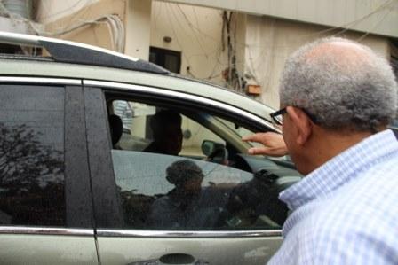 أسامة سعد محاوراً المواطنين في أحياء صيدا:  لنشارك في الاقتراع يوم 6 ايار من أجل صنع التغيير الحقيقي