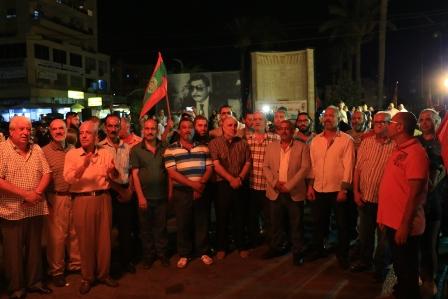 بالفيديو والصور: في الذكرى ال35 لإنطلاقة جبهة المقاومة الوطنية أسامة سعد يدعو الى تحرير الشعب اللبناني من القهر والاستغلال