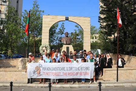 بالفيديو: لجنة 'كي لا ننسى صبرا وشاتيلا' الدولية تجدد تضامنها مع كفاح الشعبين اللبناني والفلسطيني