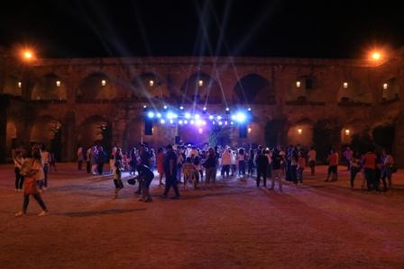 مهرجانات صيدا السياحية انطلقت بابراز معالم صيدا الأثرية والتاريخية