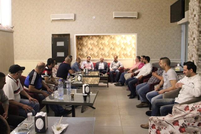 أسامة سعد خلال لقاء مع جهاز سرية إطفاء صيدا:  الرهان على اختيار الناس للهوية الوطنية الجامعة  سبيلاً للخروج من الأزمات