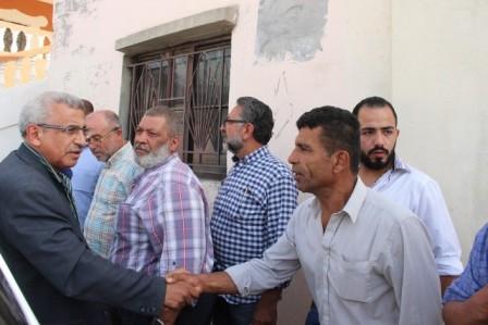 أسامة سعد خلال لقائه بالناخبين الصيداويين في القاسمية: لننتخب من أجل تثبيت الهوية الوطنية الجامعة
