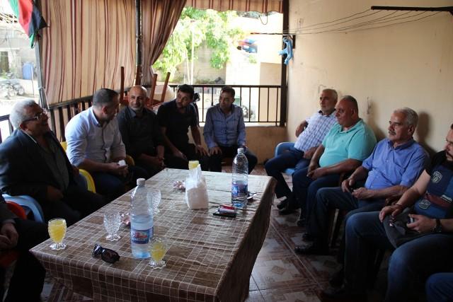 أسامة سعد يلتقي بالعائلات الصيداوية في صور مؤكدا على أهمية التغيير من أجل الوصول الى دولة مدنية عصرية عادلة