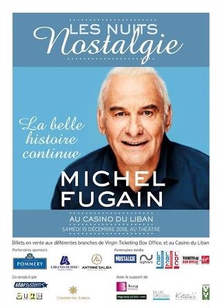 من حملة المقاطعة في لبنان: هل يغنّي Michel Fugain للحياة أمْ للموت؟