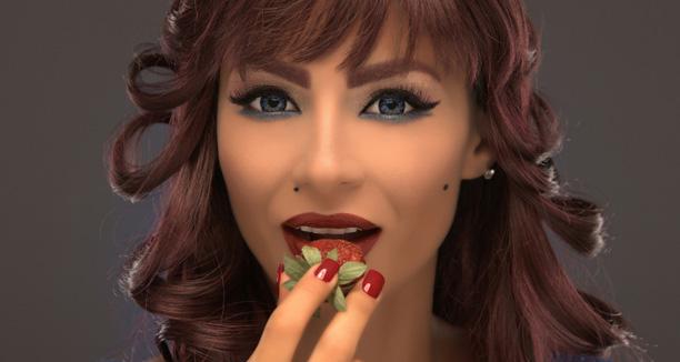 المرأة في الإعلان- آية صالح