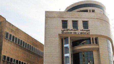 فتح صناديق الإقتراع لانتخاب أعضاء مجلس نقابة المحامين