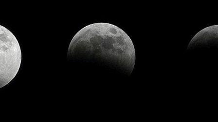استعدوا لخسوف القمر هذا الأسبوع