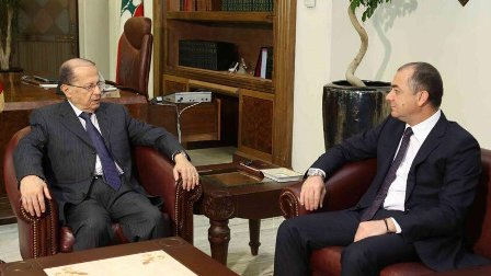 عون يعيّن بوصعب مستشارا للتعاون الدولي