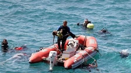اكثر من 80 مفقودا اثر غرق مهاجرين في المتوسط