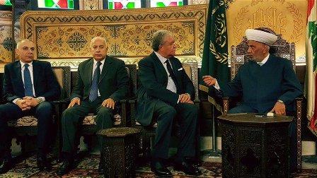 المشنوق: العفو العام يحتاج لمناخ سياسي...والأولوية لقانون الانتخاب