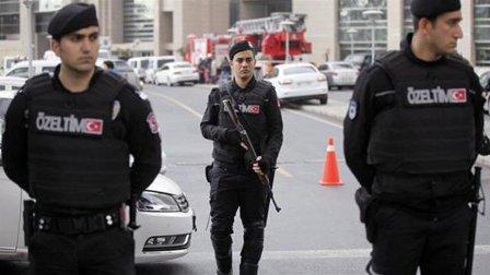 الشرطة التركية تقتل اثنين للاشتباه في انتمائهما لداعش