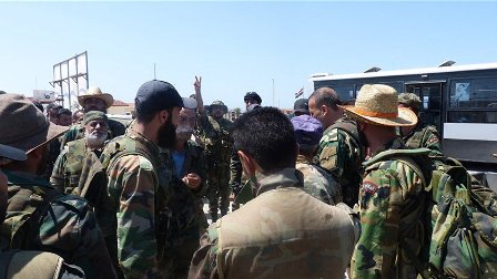 الاردن تدعم وقفا شاملا لاطلاق النار في سوريا