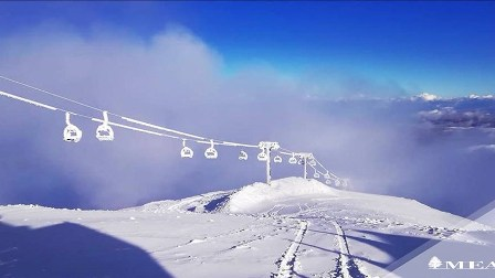 طقس دافئ فحرارة مرتفعة... قبل الثلوج