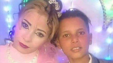 العريس 12 عاماً والعروس تكبره بأربعة أعوام... خطوبة تثير الجدل في مصر
