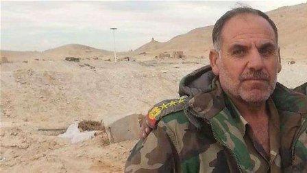 مقتل ضابط سوري رفيع في معركة مع