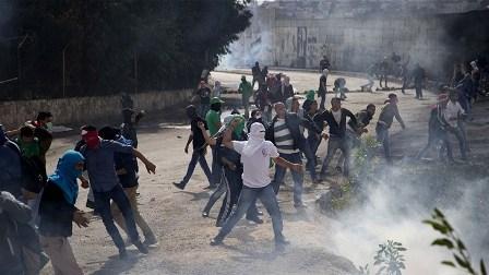 استشهاد  فلسطيني في غزة متاثرا بجروح اصيب بها من سلاح العدو الصهيوني