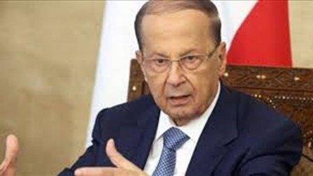 الرئيس عون: قرار اسرائيل ممنهج