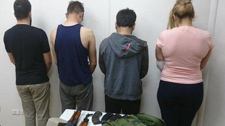 في بريتال...توقيف إحدى أخطر عصابات السلب بقوة السلاح