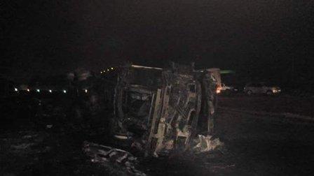 مقتل 9 وإصابة العشرات في حادث مروري بكينيا