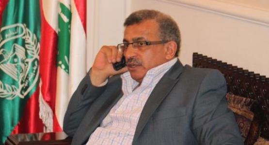 أسامة سعد تلقى اتصالا من وزير الصحة الذي وعد  بالمسارعة الى تجهيز جناح خاص في مستشفى صيدا الحكومي للكورونا