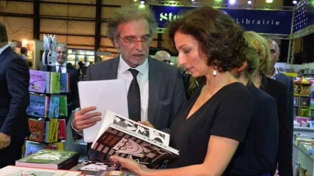 معرض الكتاب : 80 ألفاً زاروا صالون الكتاب الفرنسي